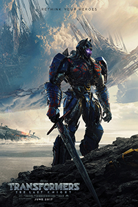 Transformers:<br>The Last Knight
