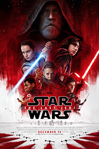STAR WARS:<br>The Last Jedi