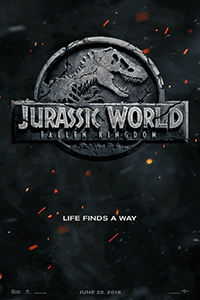 Jurassic World<br>Fallen Kingdom